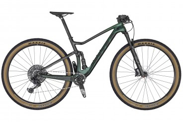 Scott Spark Rc 900 Team Green (eu) L