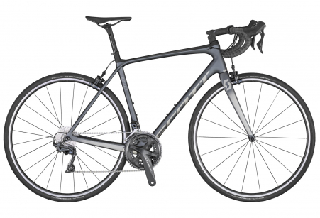 Scott Addict 10 Disc Grey (kh) L56