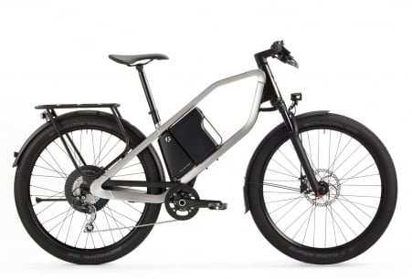 Klever X Commuter Medium Iron Gray 570wh