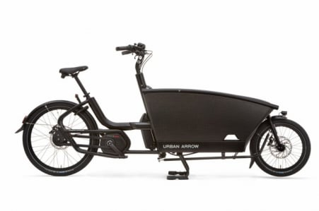 Urban Arrow Family Bosch Performance Cx Disc 500wh