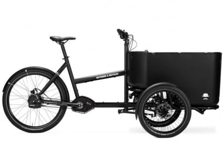 Butchers & Bicycles Mk1-e Vario Bosch Cx, 500wh, Enviolo Cargo 380 + G