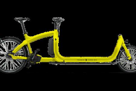 Triobike Cargo Big Mid Drive Enviolo & Gates Neon Yellow