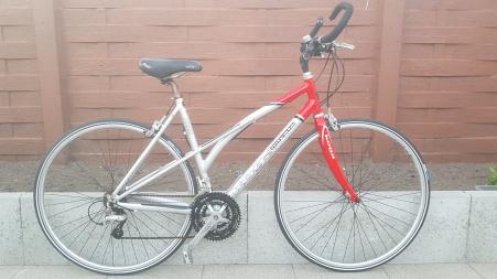 Koga Miyata Sportslady Racefiets Shimano Tiagra Triple fiets