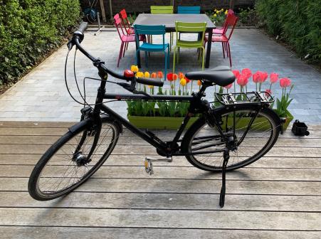fahrradmanifactur T-100 2018