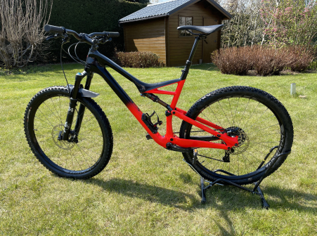 Specialized Camber 2019