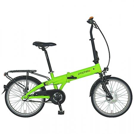 Neuf ! Vélo pliant électrique E-bike PROPHETE 2020 + 2 batteries