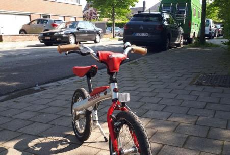 Rennrad Loopfiets & kinderfiets in één 2010