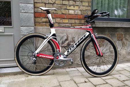 Stevens Crono tijdritfiets/triatlonfiets (large)