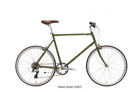 TOKYOBIKE CLASSIC MOSS GREEN MAT 57
