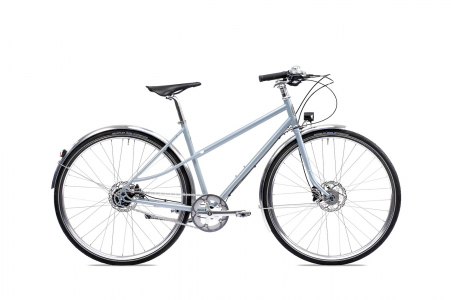 PELAGO AIRISTO COMMUTER 8V MEDIUM GRIS METAL