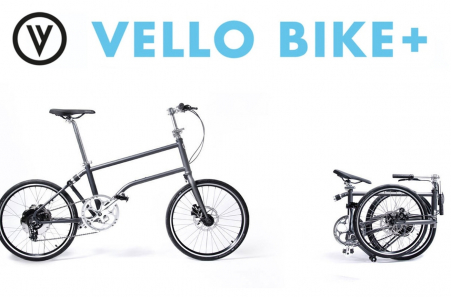 VELLO BIKE+ COURROIE