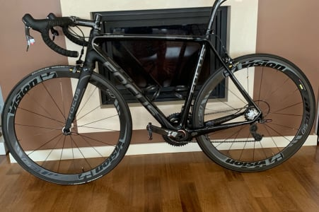 Focus Izalco Team 1.0 2012 (2-3 times used only)