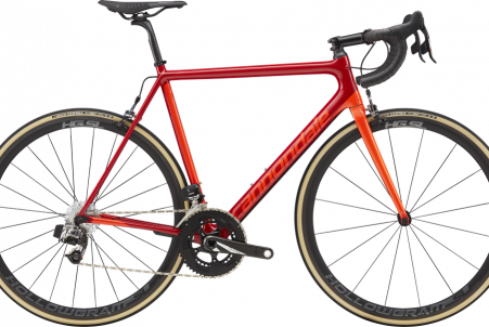 CANNONDALE SUPERSIX EVO CRB RED 2 C H56