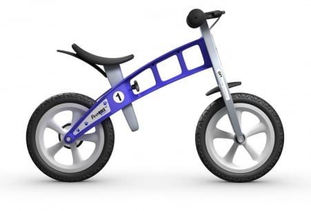 FIRSTBIKE 'STREET' PU REM BLUE
