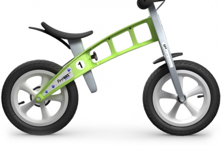 FIRSTBIKE 'BIG APPLE' REM GREEN