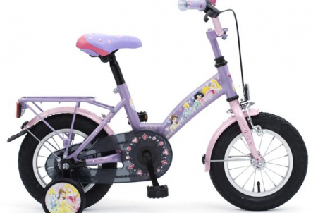 BIKE FUN MEISJES PRINCESS 12.5