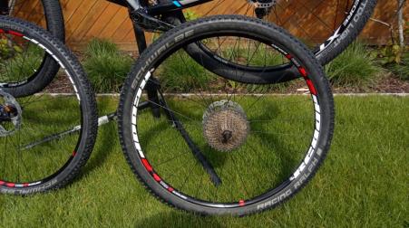 MTB wielen black jack Ready 21 29