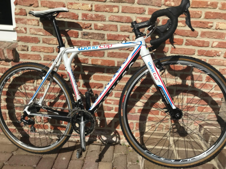 Colnago World Cup 2.0 cx Cyclocross 2014