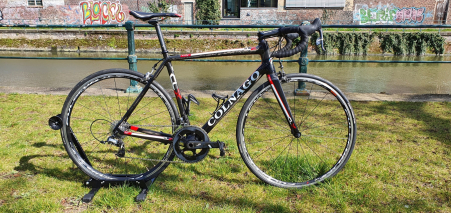 Colnago CLX 2016 - maat 56 - SRAM Force 22 - carbon