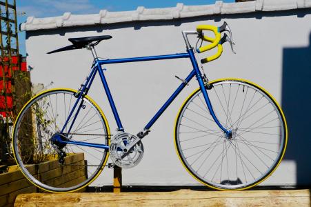 Vélo course vintage - Peugeot - Taille 60 (XL)