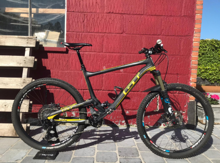 GT Bycicles helion carbon 2015