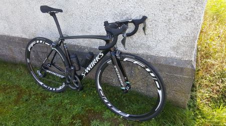 Specialized S-Works Tarmac SL5 2017