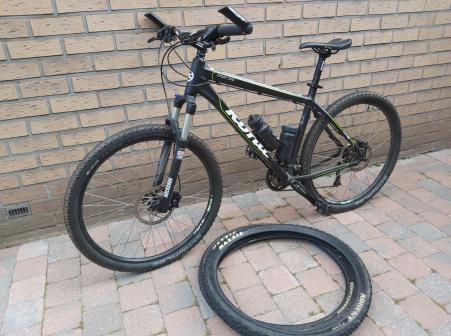 Mountain bike Kona – Prijs : 690€ - Perfecte staat !!! Nieuwprijs 1299€