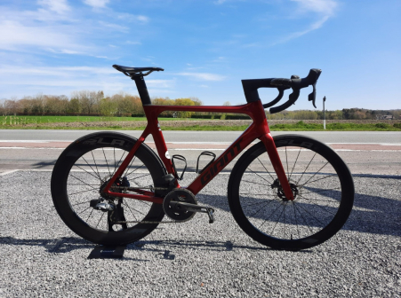 Giant Propel advanced pro 0 disc force 2020 2020
