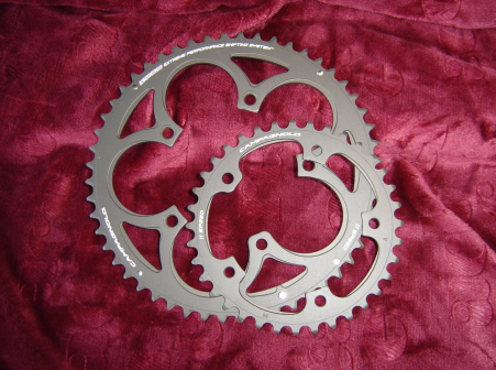 Campagnolo Super Record EPS 2x11 speed kettingbladen