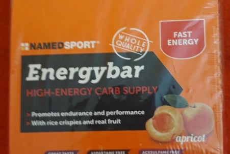 NamedSport Energy bar