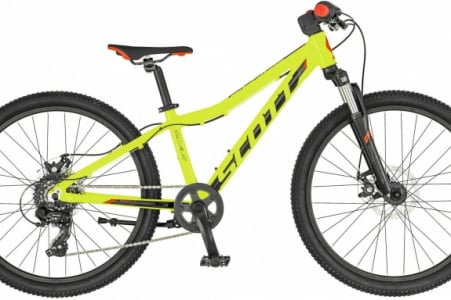 Scott Scale 24 Disc Yellow/black (kh) 24 2019