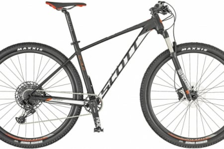 Scott Scale 980 Black/white (eu) Xl