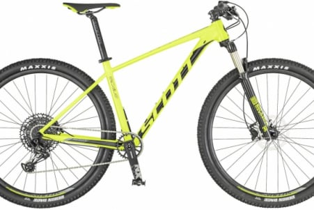 Scott Scale 980 Yellow/black (eu) M 2019