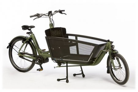 Bakfiets.nl Shadow Steps Mm8 8v Di2 Magura