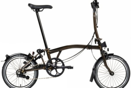 Brompton  S3ru Raw 2 Rl2 Sp6