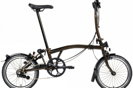 Brompton Be H2rn Raw Bat