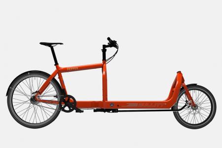 Bullitt Cargo Bike Clockwork Alfine 8
