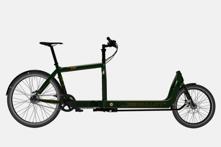 Bullitt Cargo Bike Pepper Shimano Steps