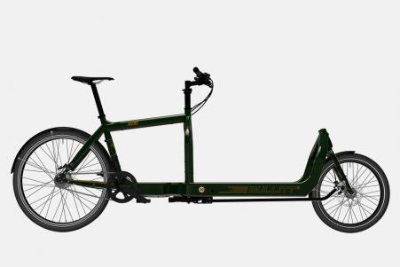 Bullitt Cargo Bike Pepper Shimano Steps