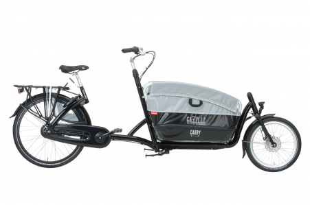 Gazelle Cityzen Speed D57 Eclipse 380 Black 500w