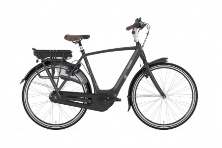 Gazelle Grenoble C7+ Hmb H57 Black N7 (400w)