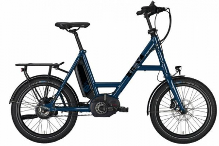 I:sy Bosch Active 400wh N8 Beryll Blauw