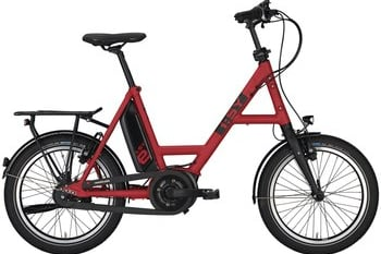 I:sy Bosch Active 400wh N8 Ferrari Red