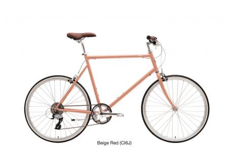 Tokyo Bike Cs H57 Beige Red Mat
