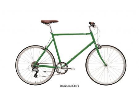 Tokyo Bike Cs H57 Zwart Matt Sport