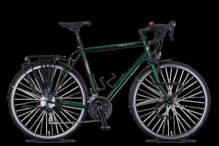 Vsf Tx-randonneur Deore Xt Hs22 H62 Smaragd Groen
