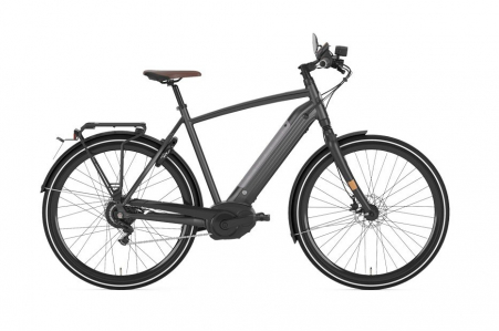 Gazelle Cityzen Speed H57 380 Eclipse Black 500w