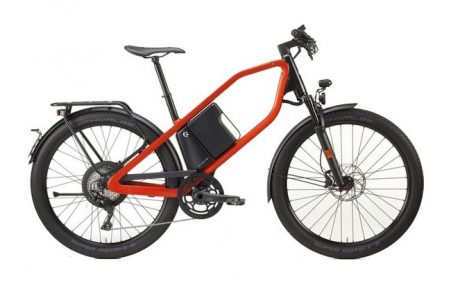 Klever X Speed M Tanger Orange 850wh