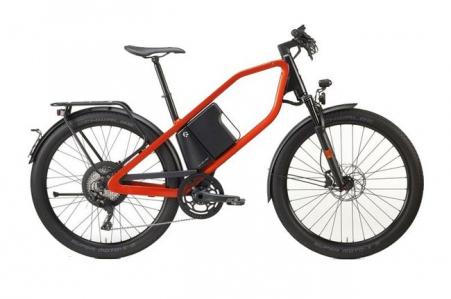 Klever X Speed M Tanger Orange 850wh