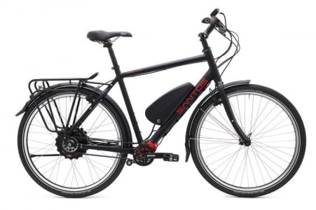 Santos Travel Lite  Power, Heren 57cm 558wh
